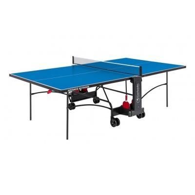 Теннисный стол Garlando Advance outdoor, синий