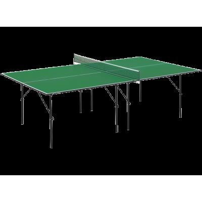 Теннисный стол Garlando Basic indoor, зеленый