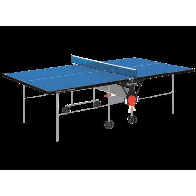 Теннисный стол Garlando Training outdoor, синий
